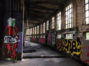 Bahnbetriebswerk Rheine Lost Place