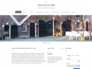 Bed and Breakfast Koning te Rijk