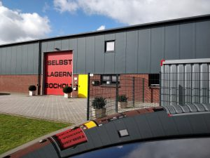 Meertalige website Selfstorage Bocholt